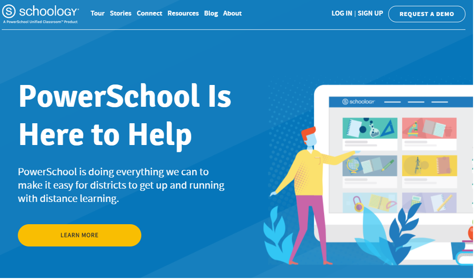 Schoology Learning Suite