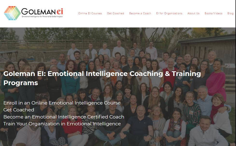Emotional Intelligence Practitioner - Leading with Emotional Intelligence by Goleman El