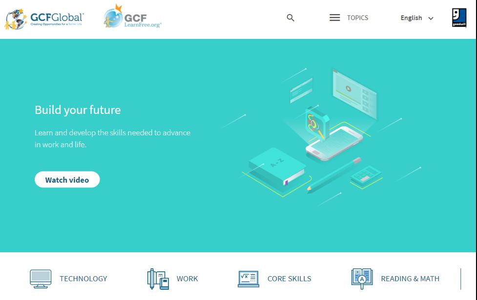Online Training Resource - GCF Learn Free