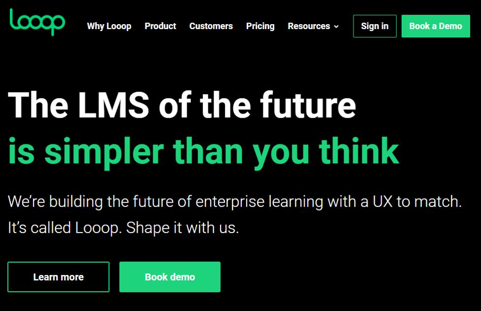 LMS System - Looop