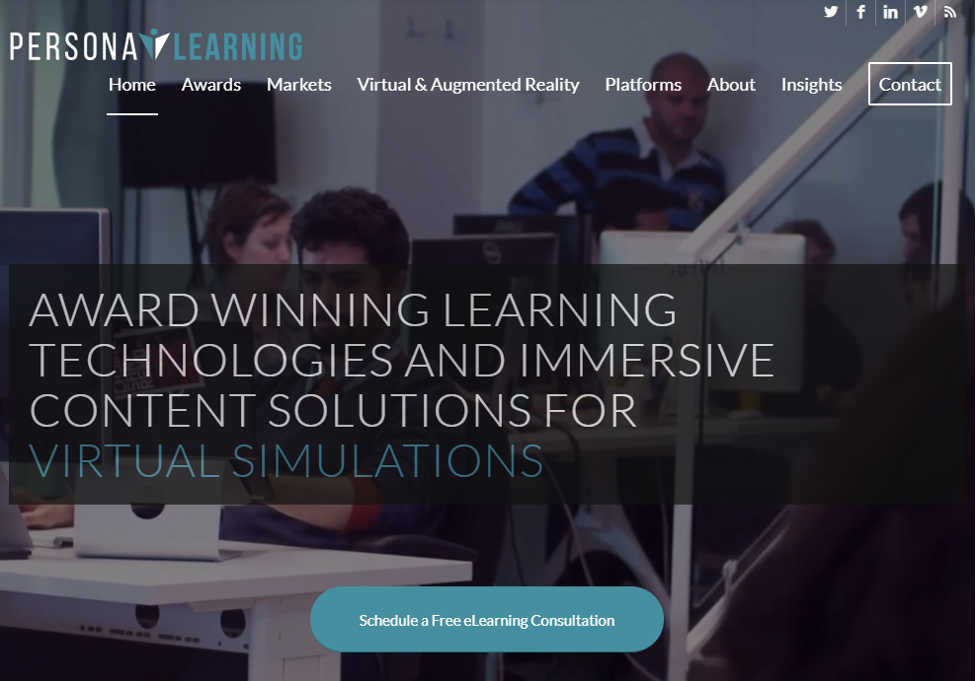 Mlearning Tool - Persona Learning