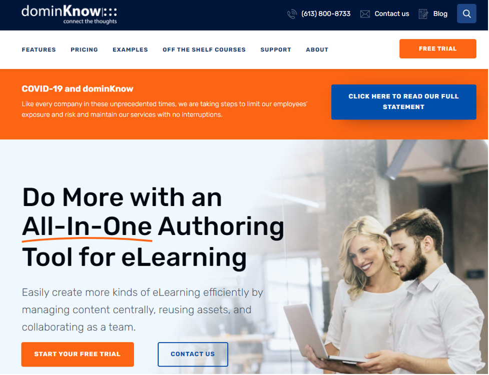 Mlearning Tool - domiKnow