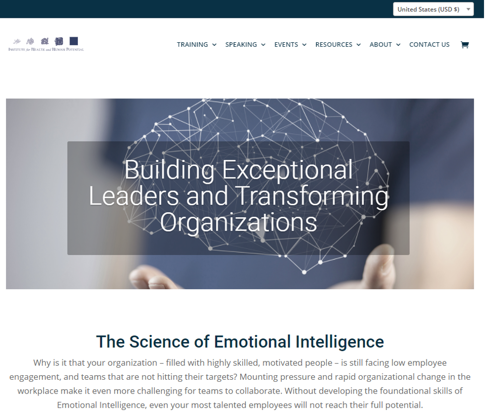 Emotional Intelligence Course - The Science of Emotional Intelligence on IHHP
