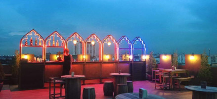 Aladdin Roof Bar