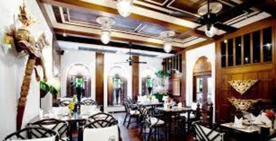 Blue Elephant Restaurant