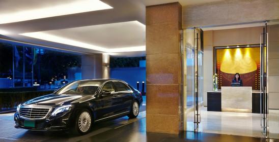 Marriott Executive Apartments Sathorn Vista Bangkok