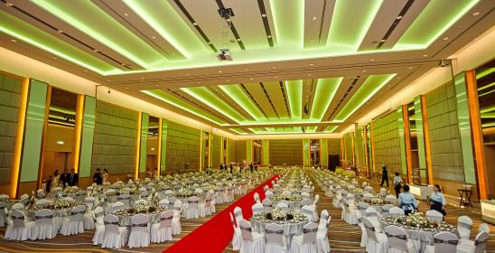 The Banquet Hall at Nathong