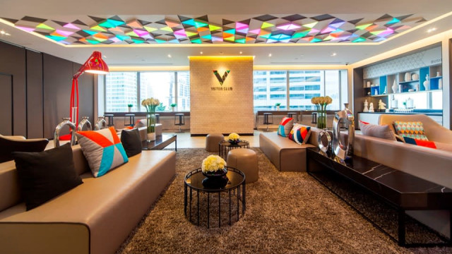 Victor Club at Sathorn Square