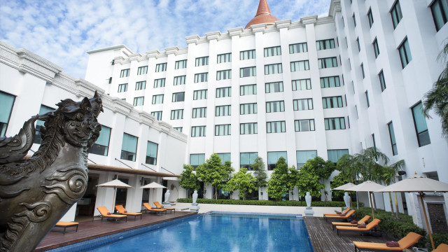 Mida Dhavaravati Grande Hotel Nakhon Pathom