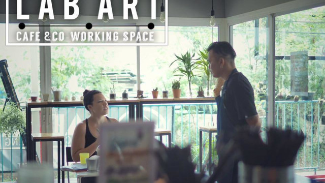 Lab Art Cafe & Co-Working Space