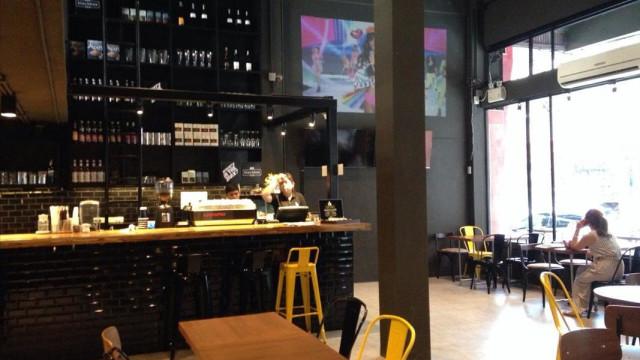 Black Box Cafe & Bar