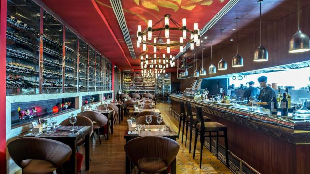 Tapas Vino @Pullman Bangkok Grande Sukhumvit ร้านอาหารทาปาส วิโน่