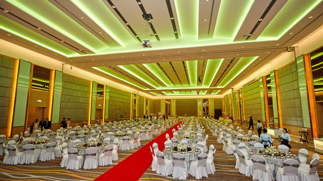 The Banquet Hall at Nathong