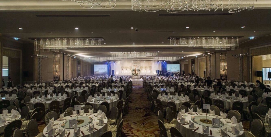 Ahyat Abalone Conventionhall