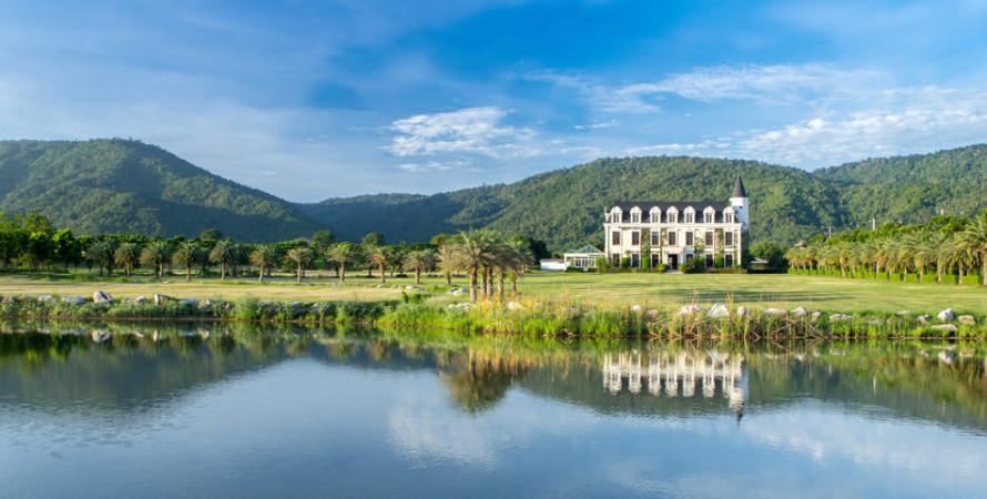 Chateau De Khaoyai