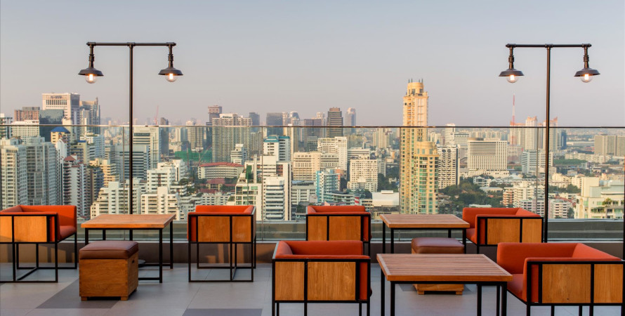 Brewski Rooftop Bar