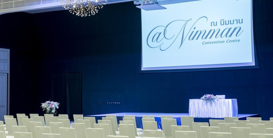 ณ นิมมาน คอนเวนชั่น เซ็นเตอร์ - @Nimman Convention Centre