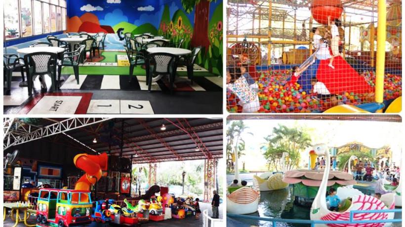 Play Port room at Siam Park City (สวนสยาม)