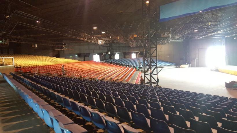 Amphitheater at Siam Park City (สวนสยาม)