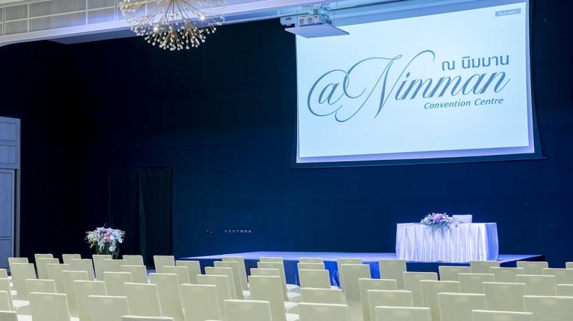 ห้อง ณ นิมมาน ฮอลล์ - @Nimman Hall