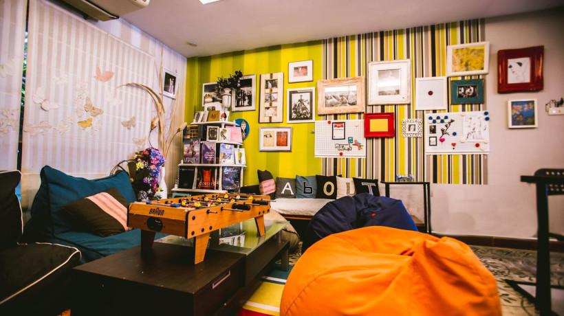 Rhong Room (ห้องโล่ง)