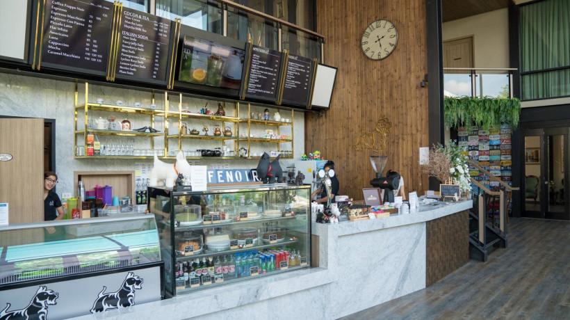 Cafe Noir All Spaces (Sat-Sun)