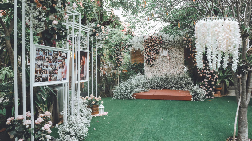 TGH แตงไทย สวนสวยในฝัน