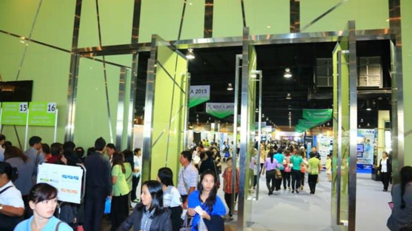 IMPACT Exhibition Hall 9