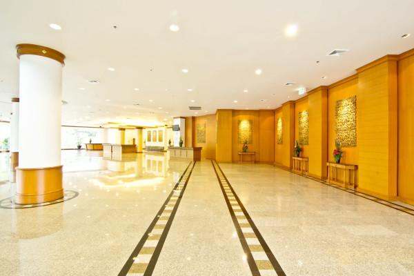 East Lobby