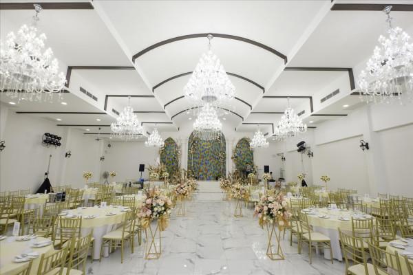 Zone 1 - banquet hall