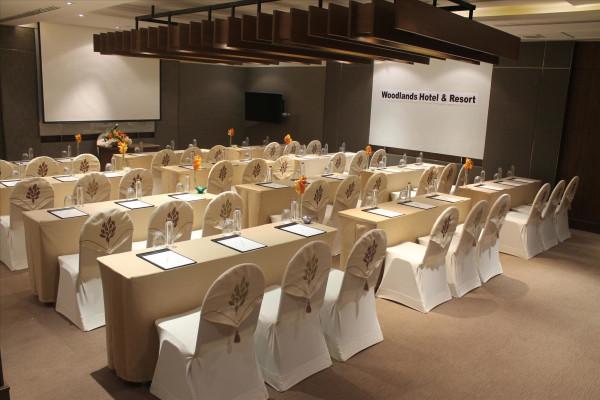 Woodlands Hotel & Resort Meeting room