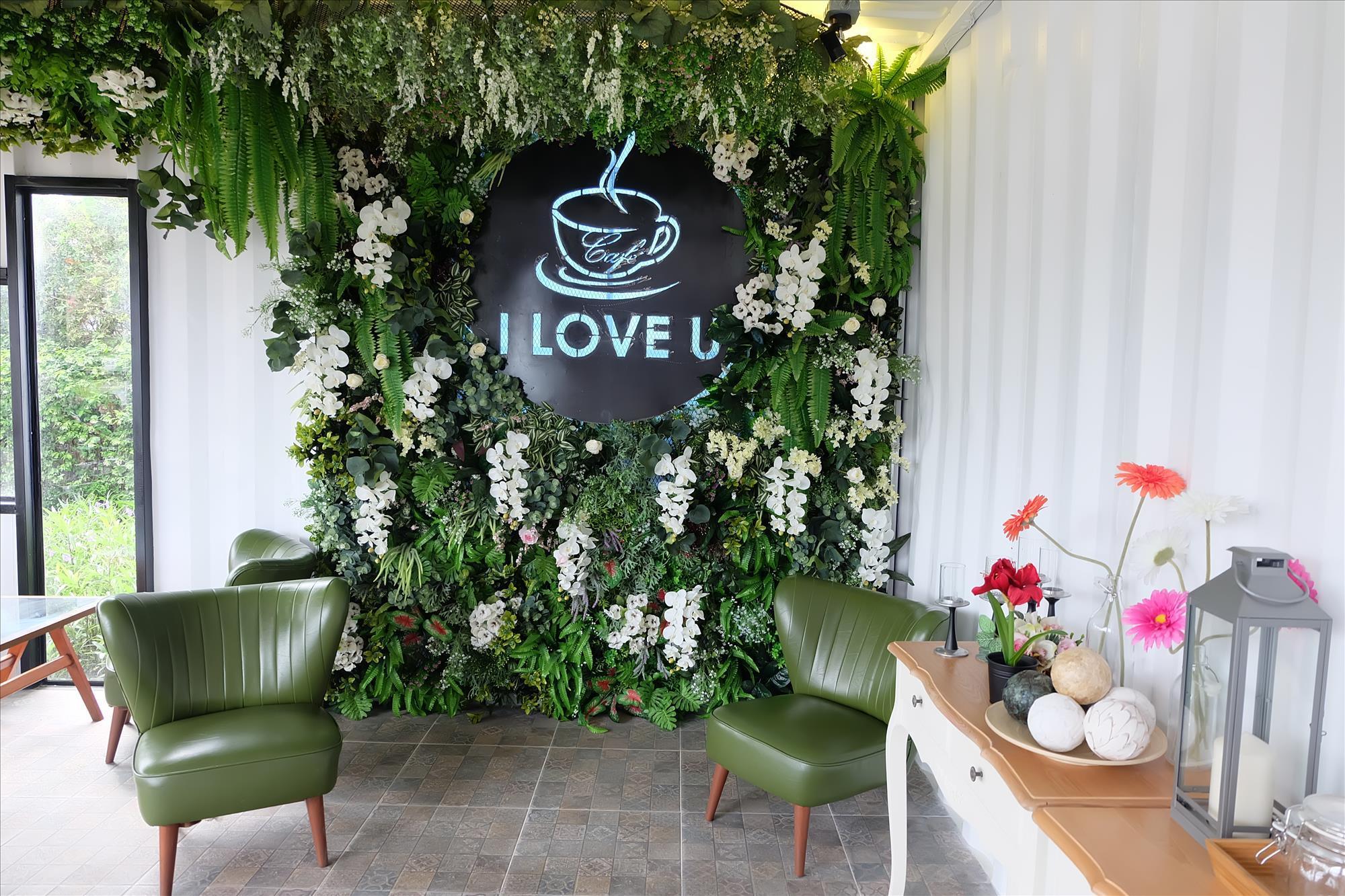 Cafe I Love U