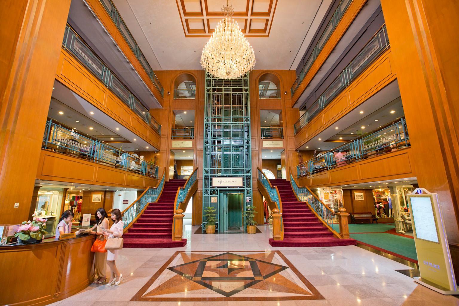 OP Place Bangrak