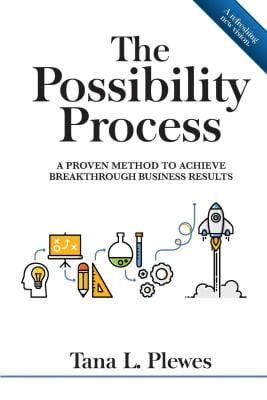 Tana Plewes: The Possibility Process