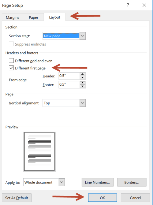 APA page formatting – how to format your Word document in APA Style