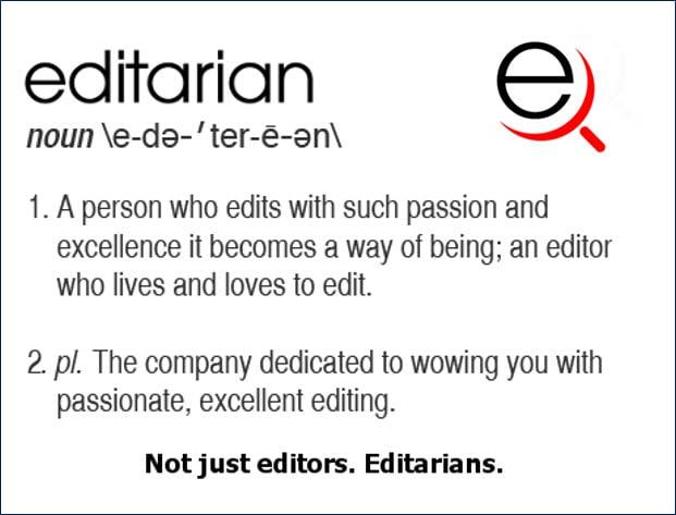 Definition of Editarian