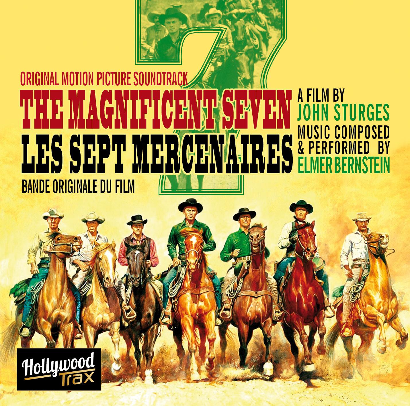 Les Sept Mercenaires (The Magnificent Seven)