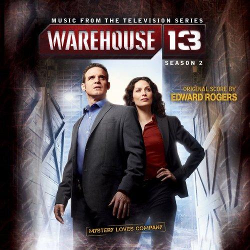 Warehouse 13 (Saison 2)