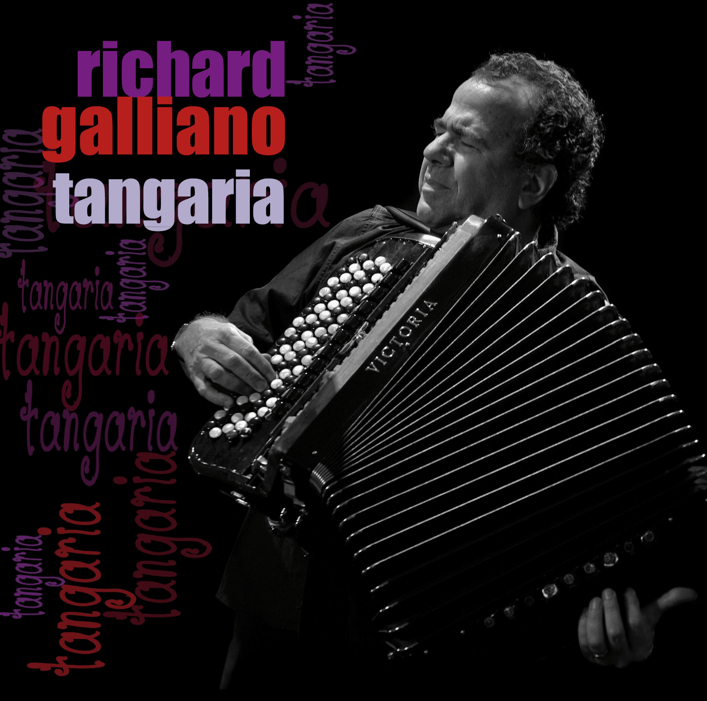 Richard Galliano - Tangaria