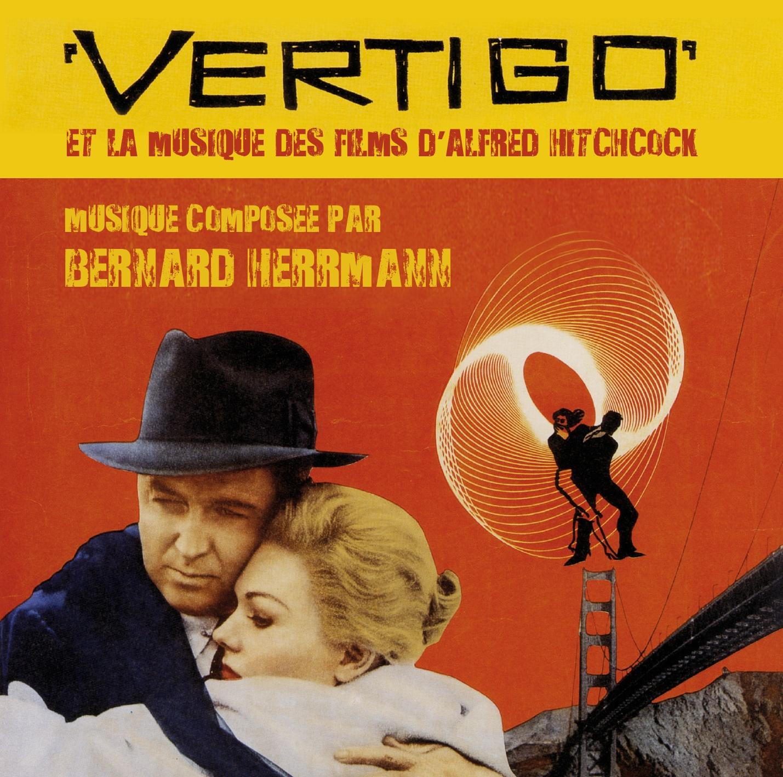 Vertigo et les Musiques des Films d'Alfred Hitchcock