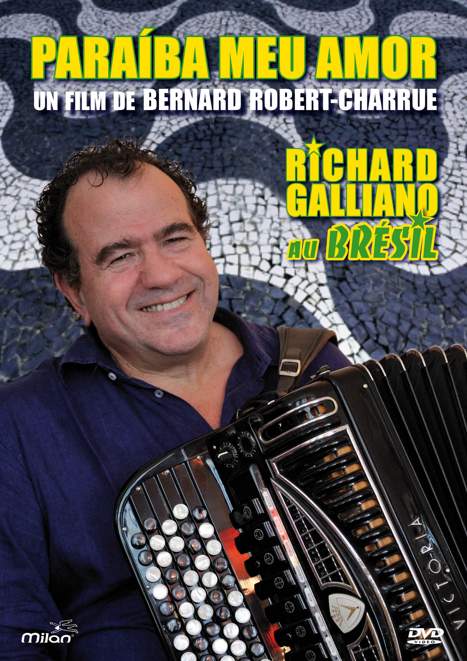 Richard Galliano au Brésil (Paraiba Meu Amor)