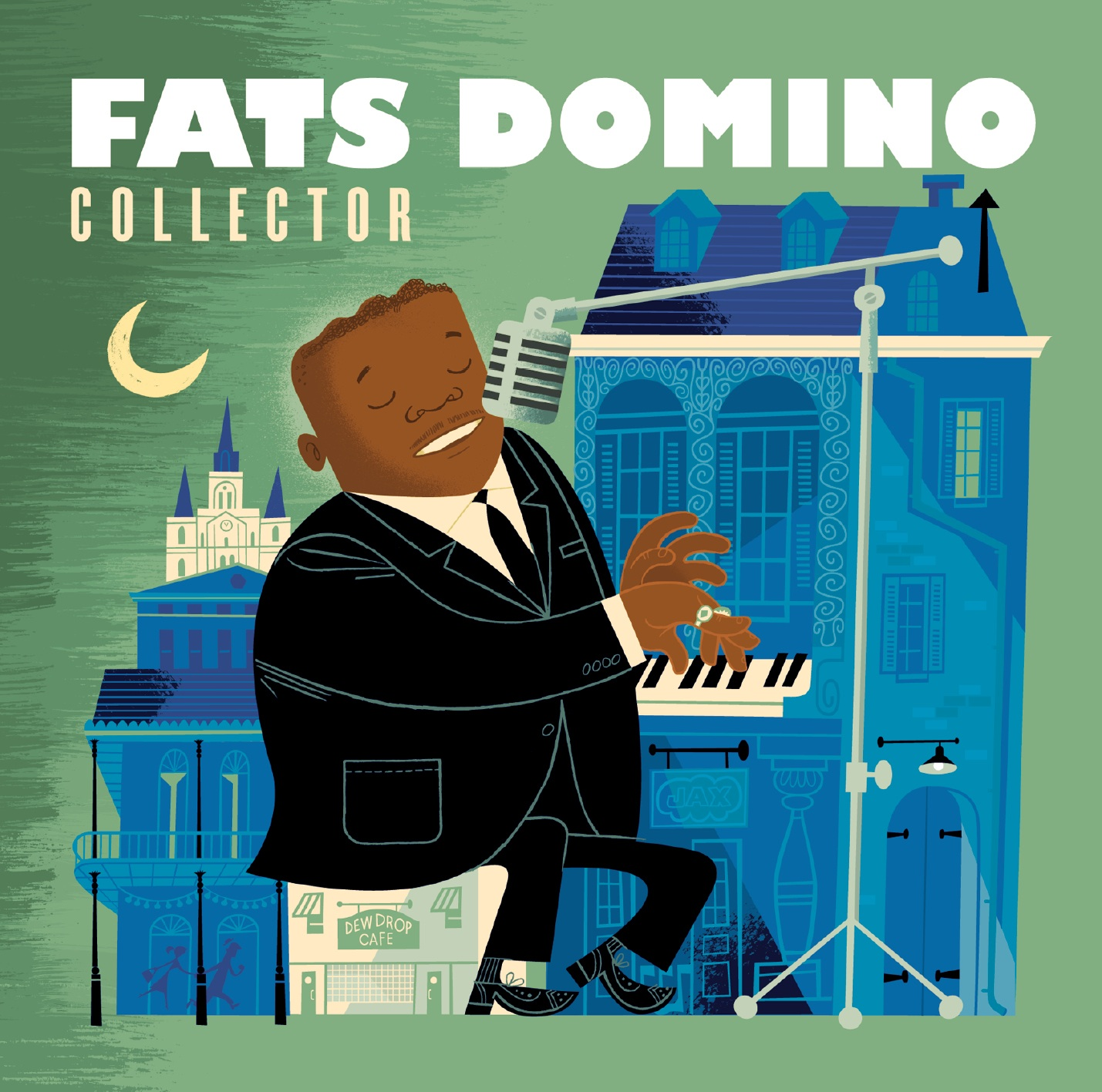 Fats Domino Collector