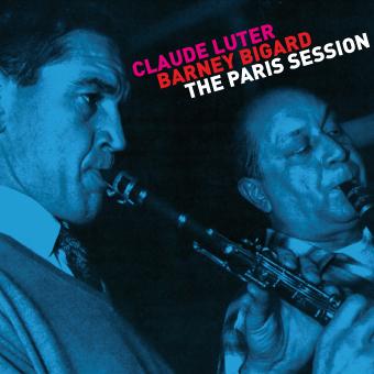 Claude Luter - The Paris Session