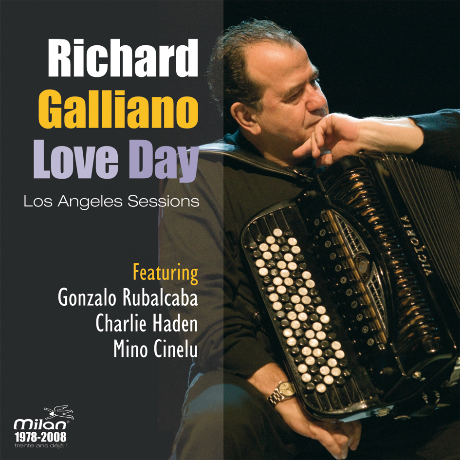 Richard Galliano - Love Day