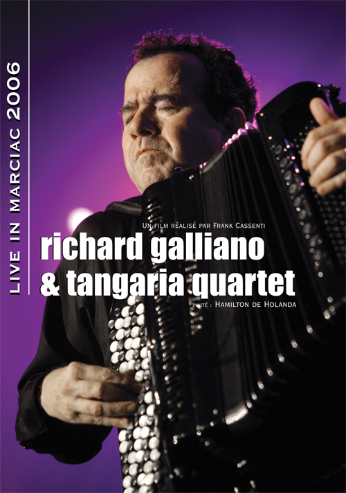 Richard Galliano - Live in Marciac (DVD)