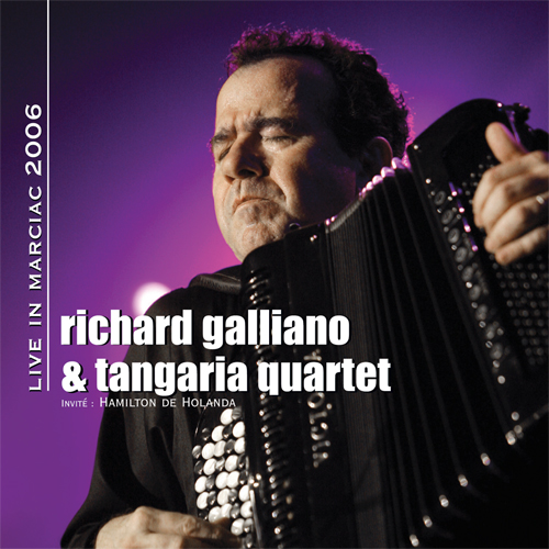 Richard Galliano - Live in Marciac