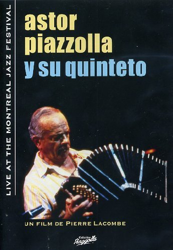 Astor Piazzolla - Live at Montreal Jazz festival