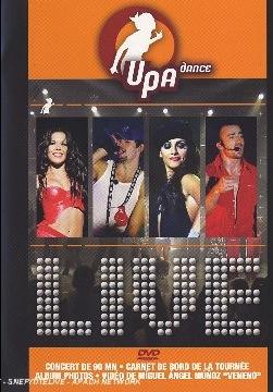 Upa Dance (Live) (DVD)