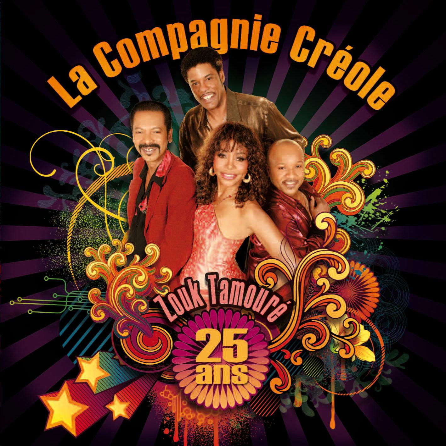 La Compagnie Créole - Collector 25 Ans