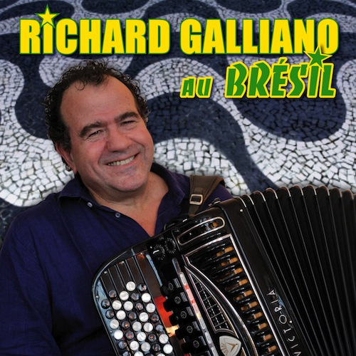 Richard Galliano Au Brésil